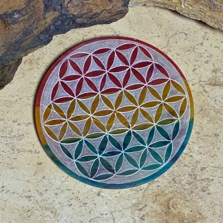 Flower of Life Incense-Burner