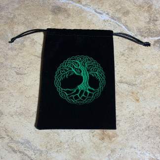 Tree of Life Pouch