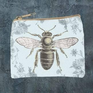 Bee Lover Coin Purse