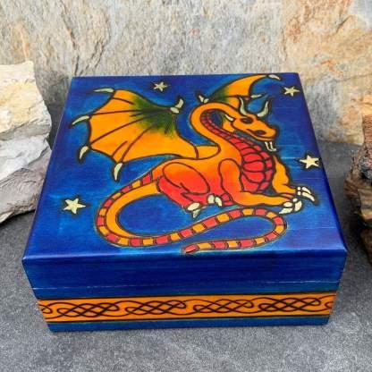 Celestial Sky Dragon Box