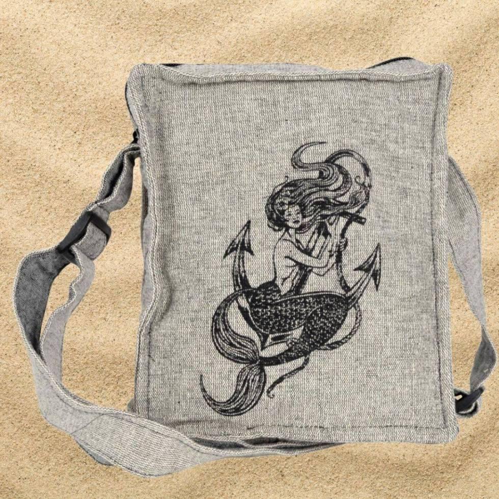 Mermaid Cross Body Bag