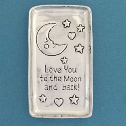 Love You To Moon-Tray