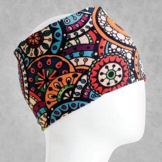Mandalas Bandana Head Wrap