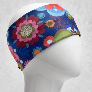 Flower Power Bandana Headwrap