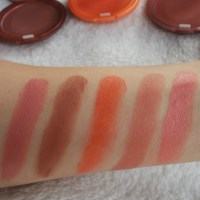 Stila Convertible Colours Review & Swatches