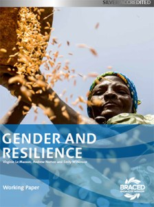 Gender and resilience