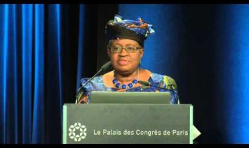 2015 Global Landscapes Forum: Ngozi Okonjo-Iweala – Opening Keynote