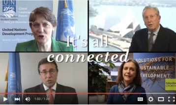 WATCH: Global Landscapes Forum video invite