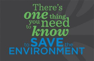 E-card — To save the environment: Global Landscapes Forum
