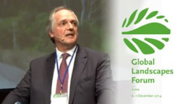 Paul Polman – Opening Keynote: Landscapes for climate and development