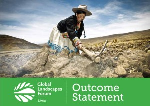 2014 Global Landscapes Forum Outcome Statement