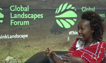 Janice Mutui on planting trees and restoring snow on Mount Kilimanjaro