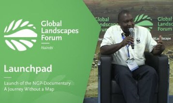 Lauchpad: Launch of the NGP-Documentary A Journey Without a Map – GLF Nairobi 2018