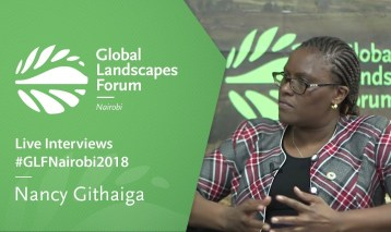 Interview with Nancy Githaiga – GLF Nairobi 2018