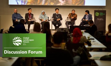 Discussion Forum 19: Integrating bioenergy and landscape restoration in the tropics