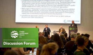 Discussion Forum 6: Agro-ecological Landscapes for Food Security