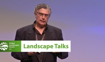 Landscape Talks – John E. Fa: Wild game in wild spaces