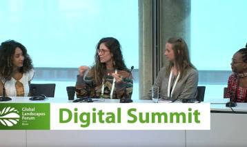 Digital Summit: Step-by-step guide to sparking action: Voices from the Landscapes