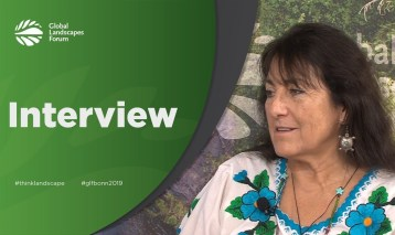 Andrea Carmen – Interview at the GLF Bonn 2019