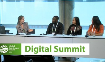 A step-by-step guide to sparking action: Voices of the Landscape digital summit at GLF Bonn 2018