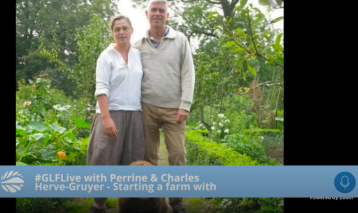 Starting a farm with zero experience – Perrine and Charles Herve-Gruyer