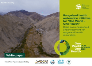 "Rangeland health restoration initiative for ""One World – One Health"""
