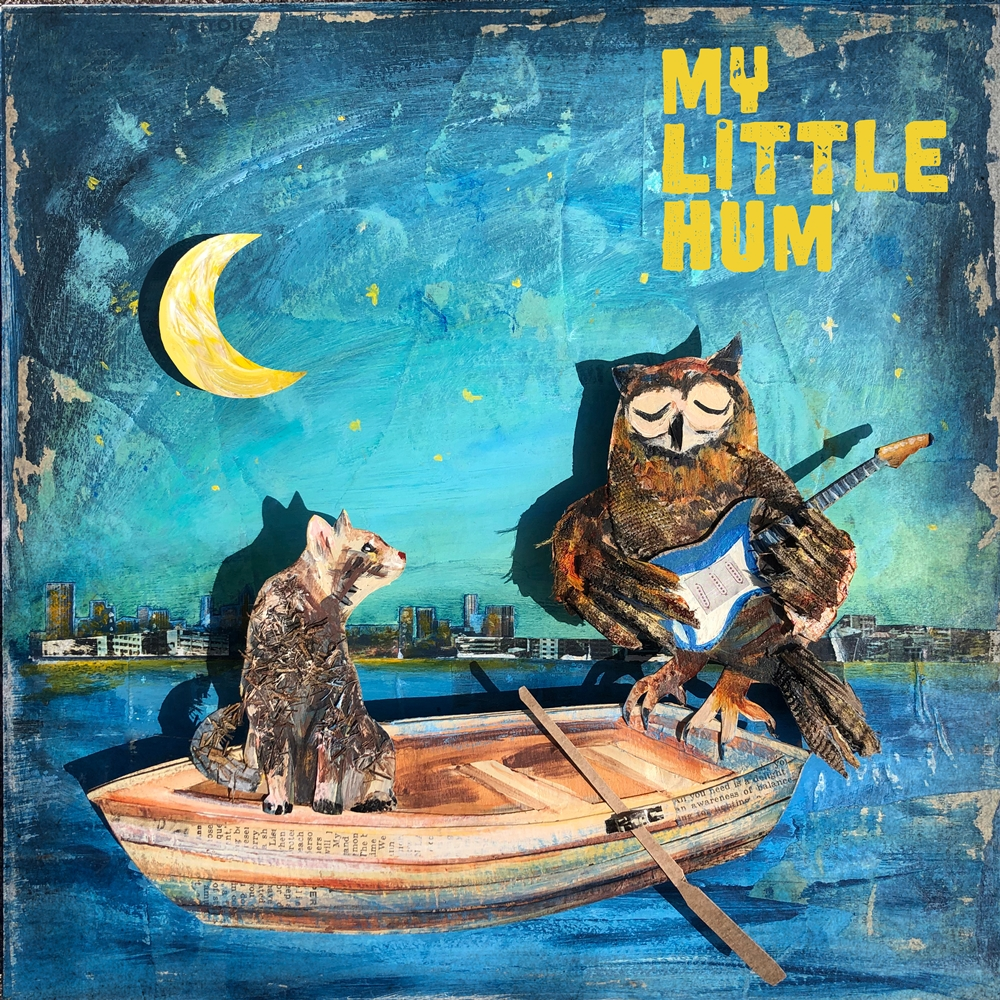 My Little Hum album artwork
