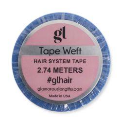 gl tape hair roll