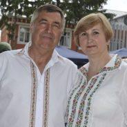 Lucia și Boris DIBRIANSCHI, o familie iubitoare de frumos