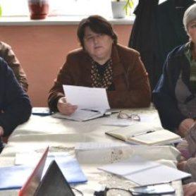 """Ședința de constituire a Grupului de Acțiune Locală """"Valea Cuboltei"""""""