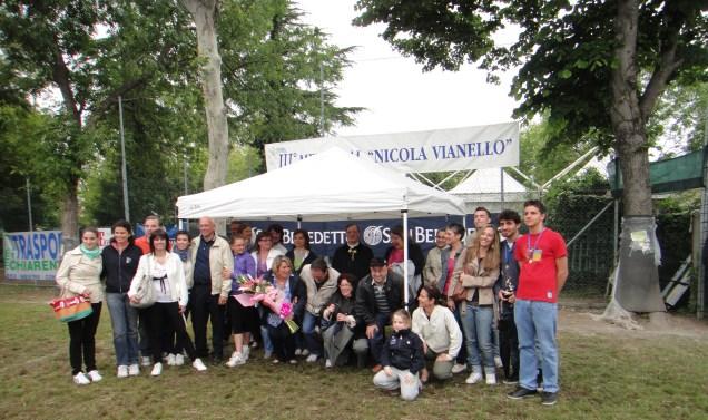 20 mag 2012 Alberoni foto di gruppo