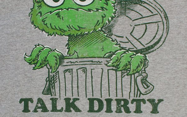 Musings from the Trash Can #2: The Muppet Mumbles
