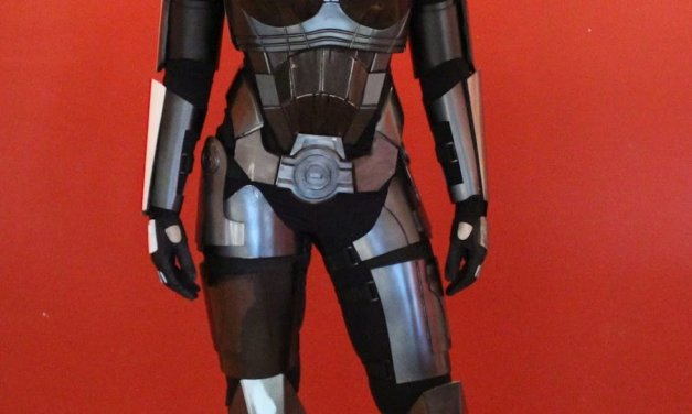 Firearms Friday: Body Armor