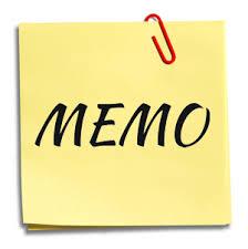 MEMORANDUM REGARDING TIME OFF FOR INFIDEL HOLIDAYS