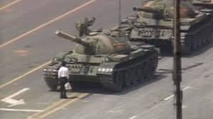 Experts Say Tanks in Tiananmen Square May Be Chinese