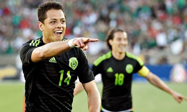 That awkward moment Mexico beats the United States at something.