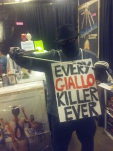 Really if you love 70s Italian slashers, this is a great costume