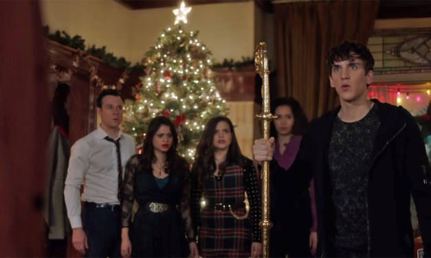 Woke Charmed Recap 9: Jingle Hell