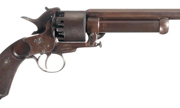 Five Guns You Should Shoot III – Revolvers
