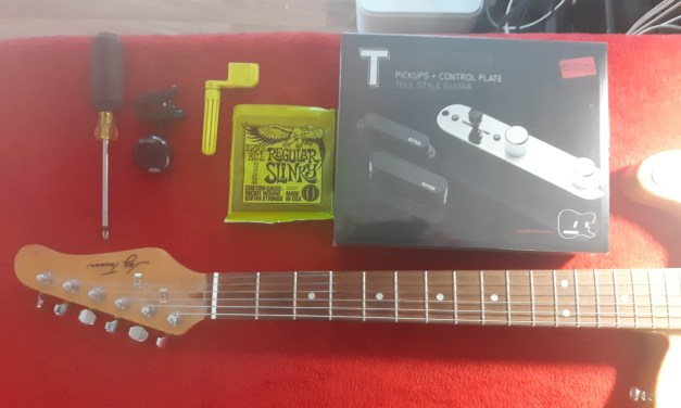 Project: Telecaster