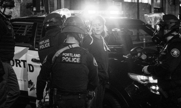 On resisting arrest and violence: a dilemma
