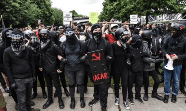 KKK, Antifa Merge to Form Klantifa