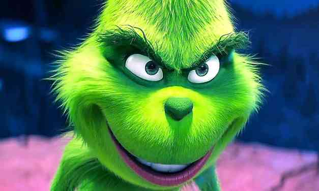 Grinch Will Be Social-Distancing Hero in New Film