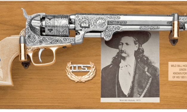 Profiles in Toxic Masculinity XIV – James Butler Hickok