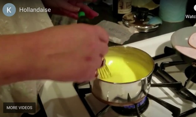 The Mother Sauces: Hollandaise