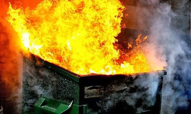 Flaming Hot Garbage