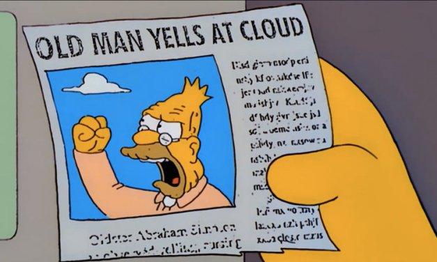 "I Loathe ""Twitter Journalism"""