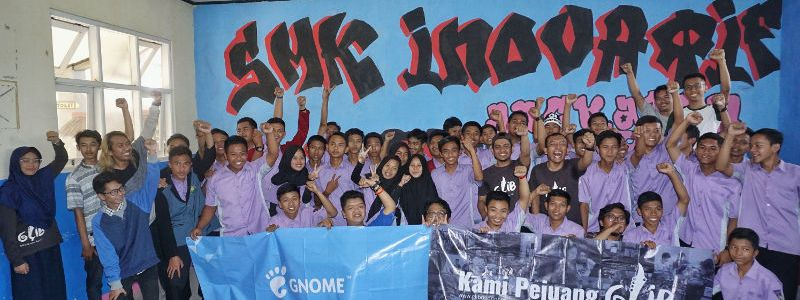 GLiB Goes to School – SMK Inovatif
