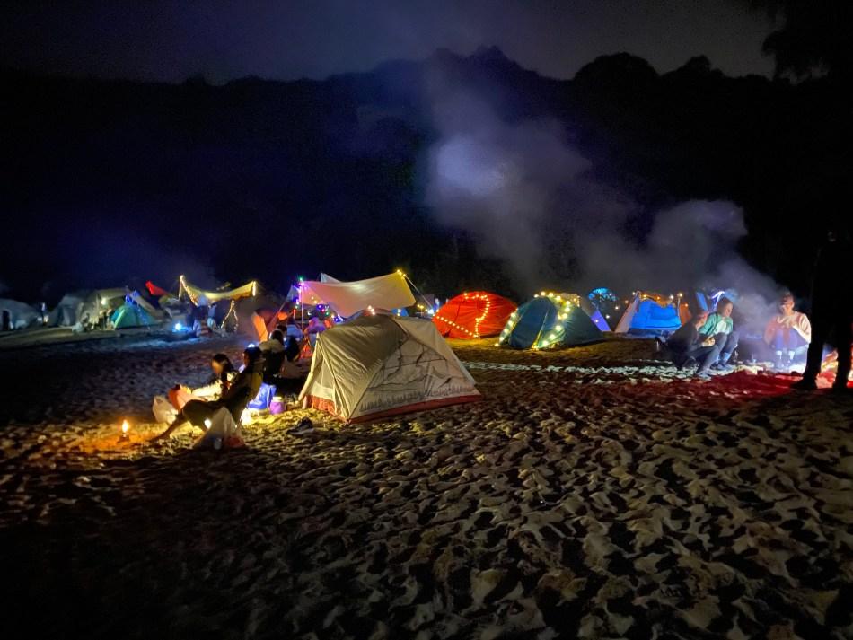 【香港露營地點推薦】籮箕灣營地 - 新手路線 注意事項
