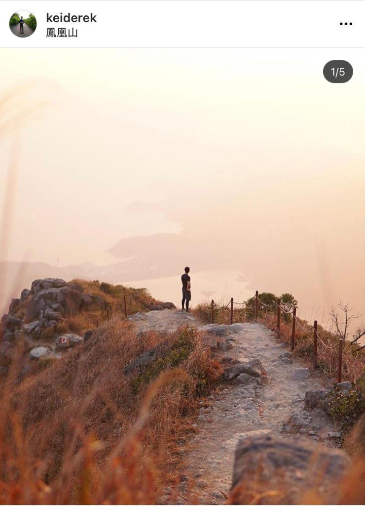 【鳳凰山日出】新手行夜山裝備+注意事項 -鳳凰觀丨行夜山推介丨行夜山路線